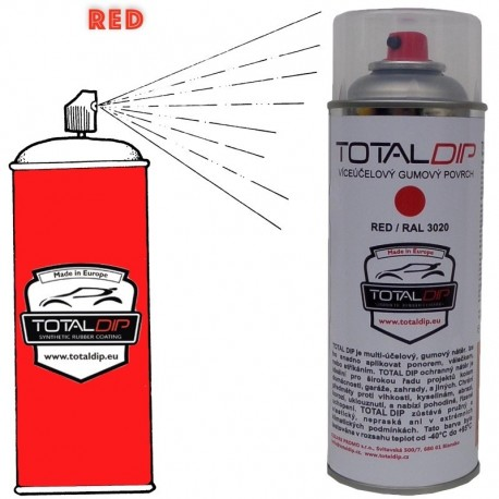 Total Dip spray Rosso 400ml