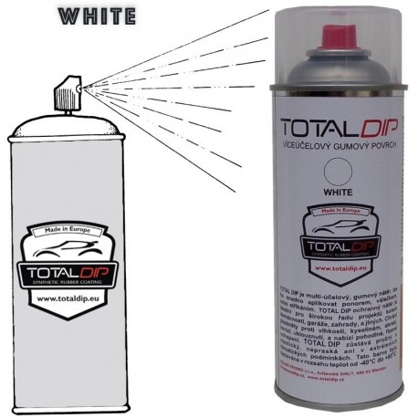 Total Dip spray Bianco 400ml