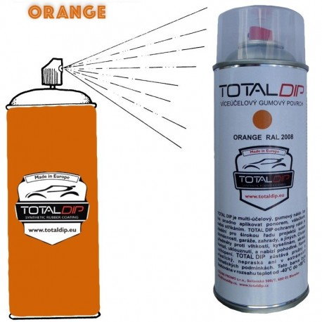 Total Dip spray Arancione 400ml