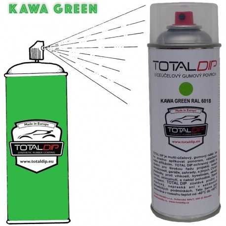 Total Dip spray Verde Kawa 400ml