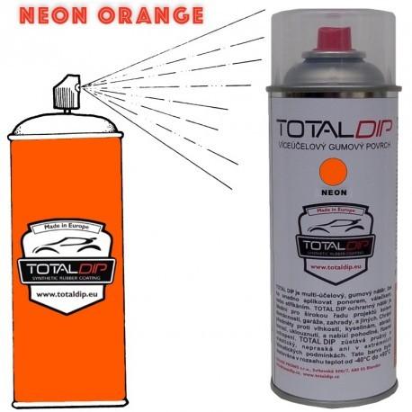 Total Dip spray Blaze Arancione Fluo 400ml