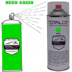 Total Dip spray Blaze Verde Fluo 400ml
