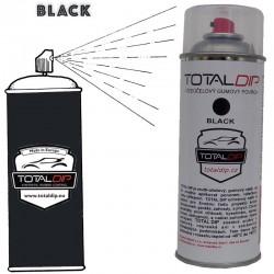 Plasti Total Dip spray NERO opaco 400 ml