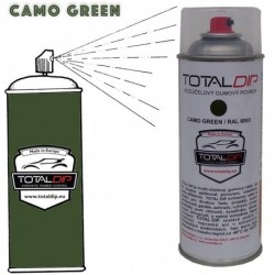 Plasti Total Dip spray CAMO VERDE 370ml