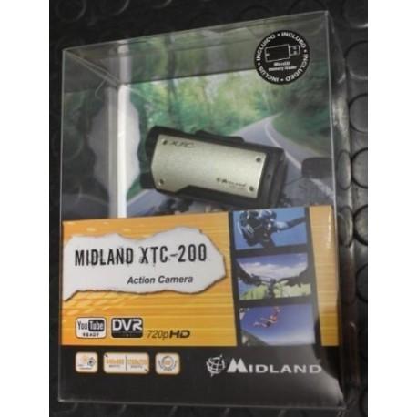 Videocamera XTC200 Midland